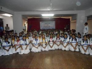 International Yoga Day Celebrations 2015 - 16