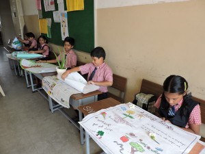 Scholar Exhibition Class III & IV