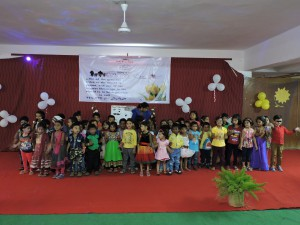 Parents Day Celebrations Pre Primary 2015 - 16