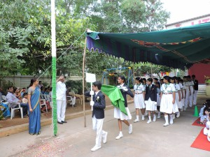 Independence Day Celebrations  2015 -16