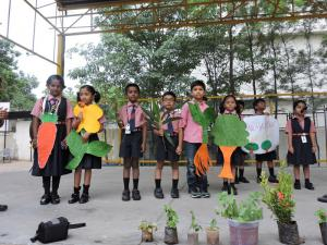 Vanmahstav Celebrations by classes I & II