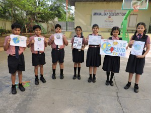 "Earth Day Celebrations-""Walk for Cause"""