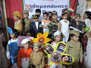 Independence Day - Fancy Dress Competition