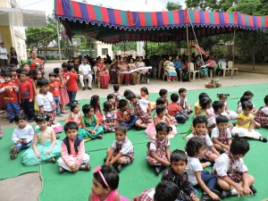 Parents Day Celebrations at LSS