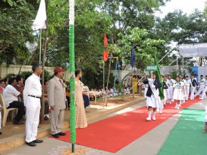 Independence Day Celebrations at LSS - 2016
