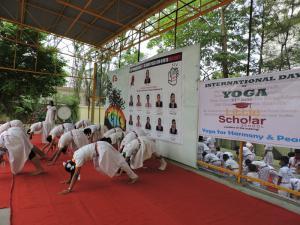 International Yoga Day Celebrations 2019 - 20