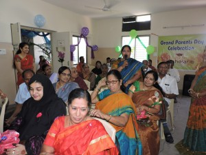 Grandparents Day Celebrations at LSS 2016-17