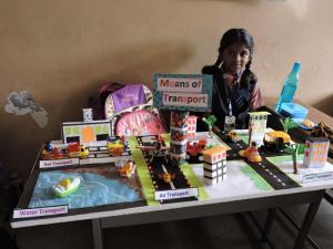 Scholar Exhibition classes I & II