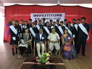 Investiture Ceremony 2015