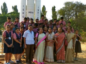Educational Trip to SHAR (ISRO)