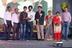 Annual Day Celebrations Classes III to X 2018-2