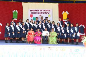 Investiture Ceremony 2018 - 19