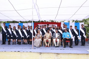 Investiture Ceremony at LSS 2016