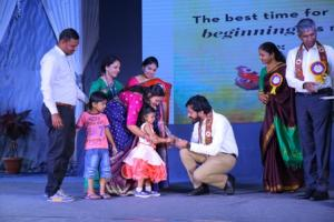 Annual Day Celebrations 2019 for Pre -Primary to Classes II
