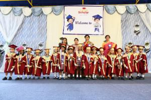 Graduation Day celebrations 2017 -18